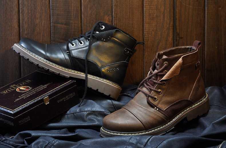 Зимняя обувь Serene ботинки
