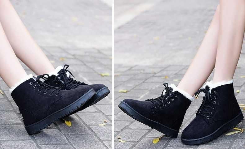Топ-5! Женская зимняя обувь на Алиэкспресс!