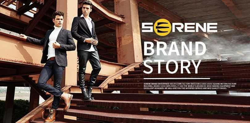 Serene Китайский брэндовый магазин обуви