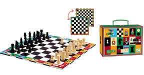 Игра Шахматы и шашки Djeco