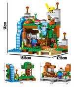 legoe Minecraft город