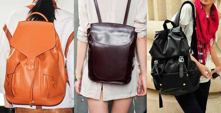 Городской рюкзак для женщин на Lamoda