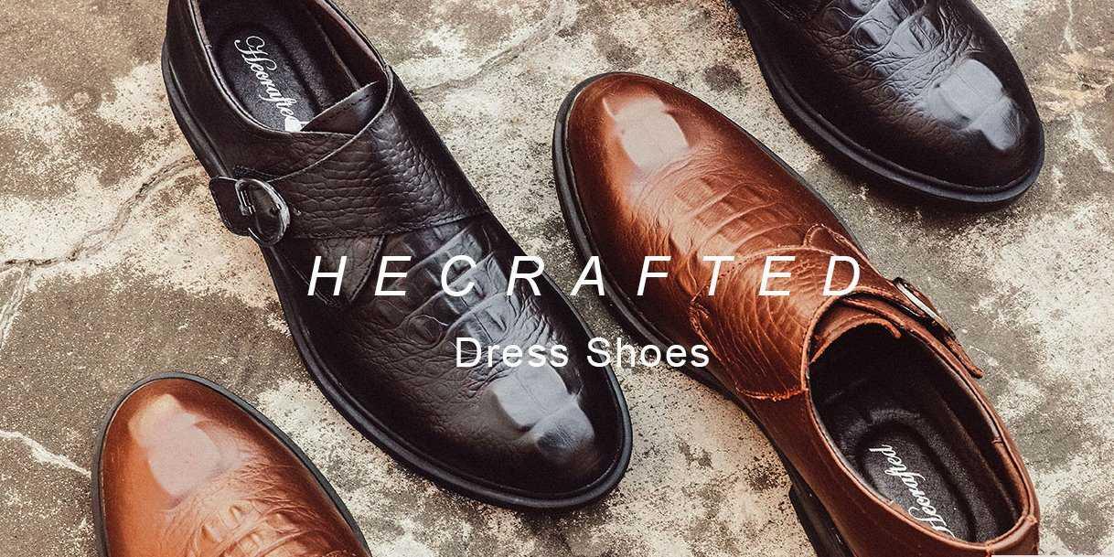 Магазин мужской обуви Hecrafted на Алиэкспресс