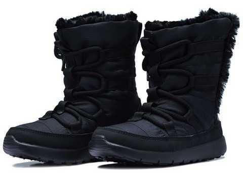 Зимние сапоги Nike