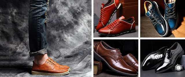Обзор магазина мужской обуви Merkmak