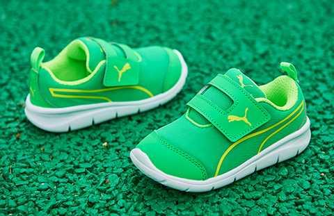 Детские кроссовки Puma